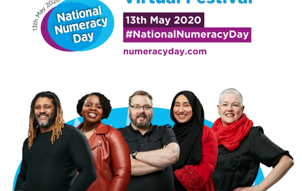 National Numeracy Day Virtual Festival
