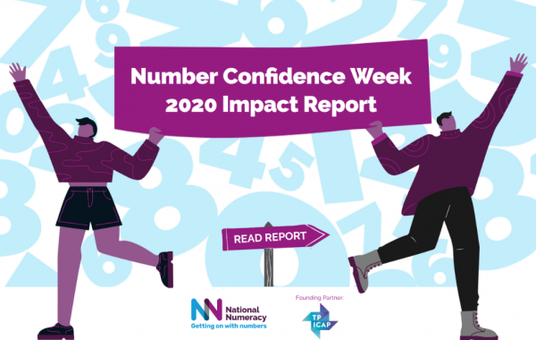 Number Confidence Week impact report cover
