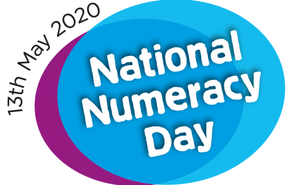 National Numeracy Day 2020 logo